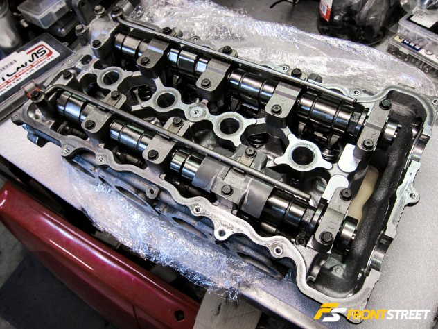 <i>Build Series:</i> Old School Labs – SR20VE/SR20DET Hybrid Engine Build Part 1
