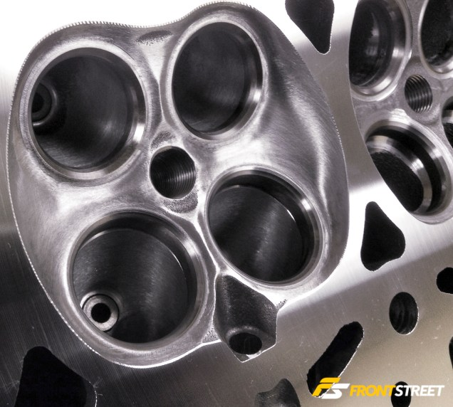 <i>Tech:</i> EcoBoost Cylinder Head Development With HeadGames Motorworks