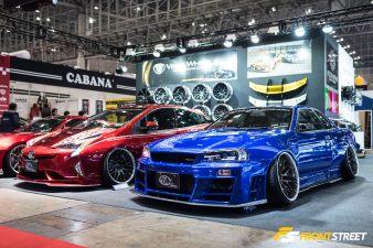 Big in Japan: Tokyo Auto Salon 2017 Coverage - Part 2
