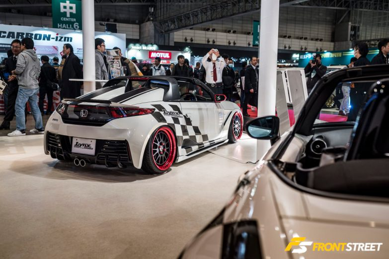 Big in Japan: Tokyo Auto Salon 2017 Coverage – Part 1