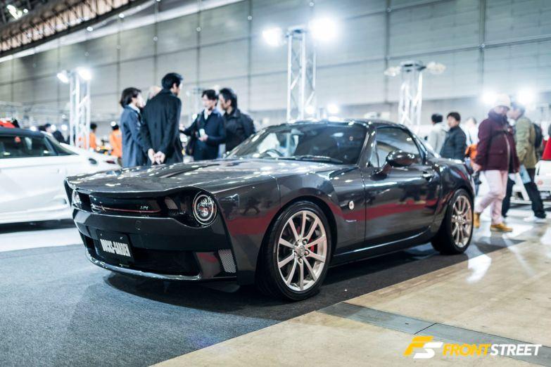 Big in Japan: Tokyo Auto Salon 2017 Coverage – Part 1