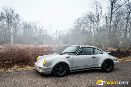 Stuttgart Subtleties: Rob Ida's Porsche 930 Turbo