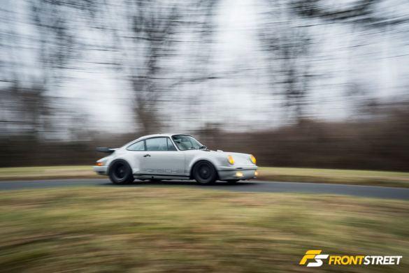 Stuttgart Subtleties: Rob Ida's Porsche 930 Turbo