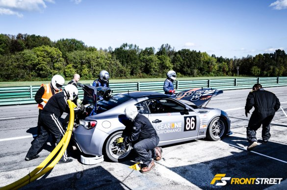 For SCCA Racing, Miata Is Always the Answer – Except When It's BRZ