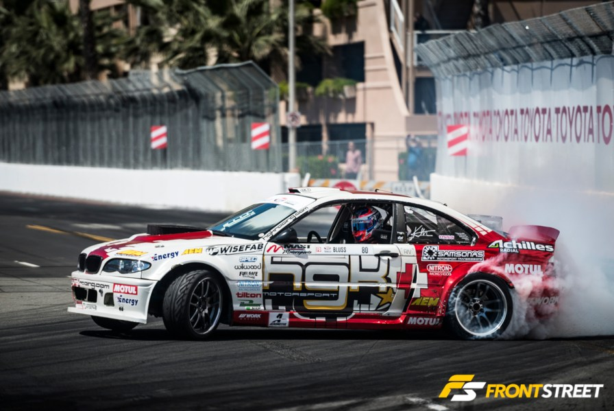 A Challenger Appears: Formula Drift's Street Fight In Long Beach