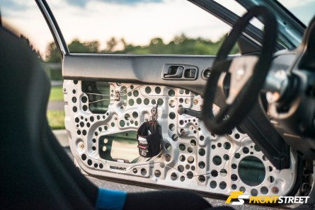 The Golden Boy And The Silver Fox: Kyle Frederick's 1997 Honda Civic