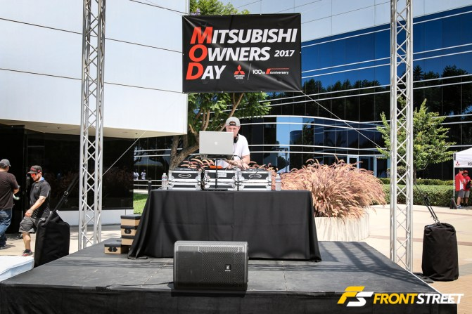 Mitsubishi Owners Day: The 100th Anniversary Celebration of Mitsubishi