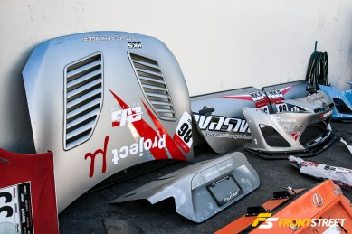 Secondhand Performance Deals: Evasive Motorsports First Annual Garage Sale