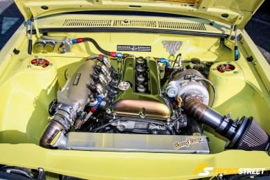Vintage Import Car Heaven: Japanese Classic Car Show 2017