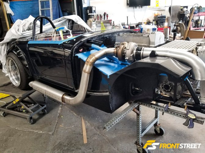 Bloody Brilliant Bugeye: Design Craft Fabrication's 450 WHP