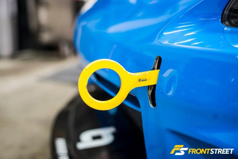 Wednesday Work Break: Evasive Motorsports Builds A Balanced S2000