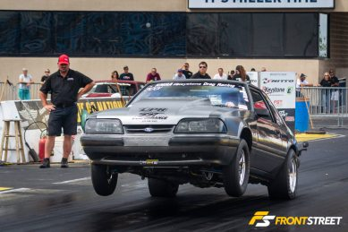 Wednesday Work Break: The Super Bowl of Street Legal Drag Racing