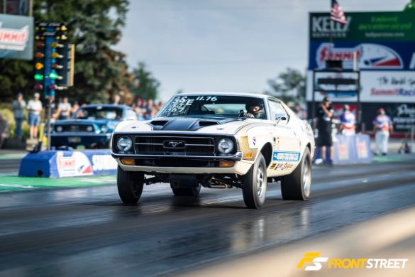 The NMCA Celebrates 50 Years of Cobra Jets With Action in Ohio!