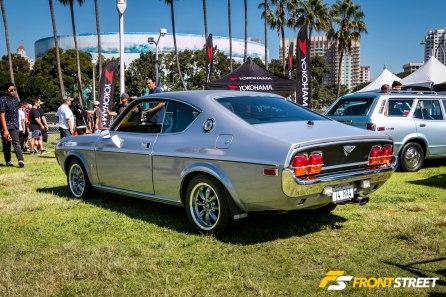 The Japanese Classic Car Show Celebrates Vintage Japanese Automobiles