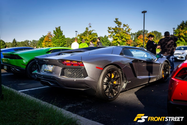 Wednesday Work Break: Front Street Cars & Coffee, September 2018