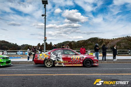 DSPORT Tuner Challenge Presented By Vertex At Mobara Twin Circuit