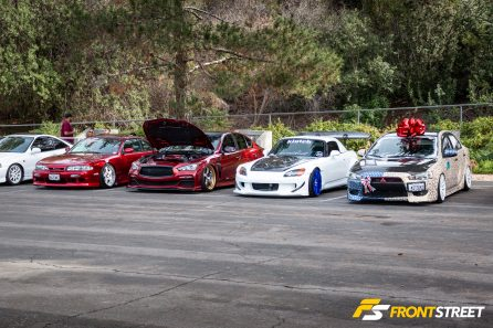 Purist Group Winter Toy Drive and Car Show—A Gathering For A Good Cause