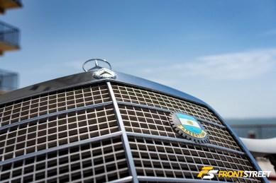 Rarified Air: Jimmy Uria's European-spec 1972 Mercedes-Benz 280SE 3.5