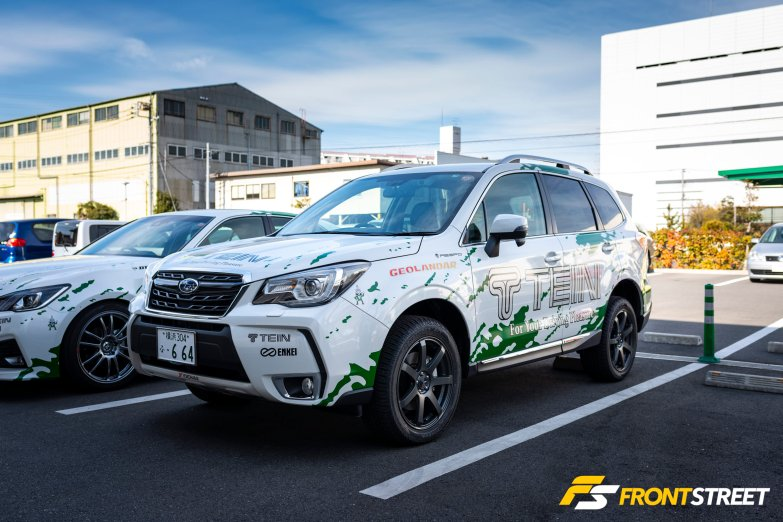 Daikoku Futo PA, TEIN, And Tomei Powered: My Final Day In Japan