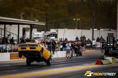 Drama Exists In Abundance At The Outlaw Street Car Reunion VI