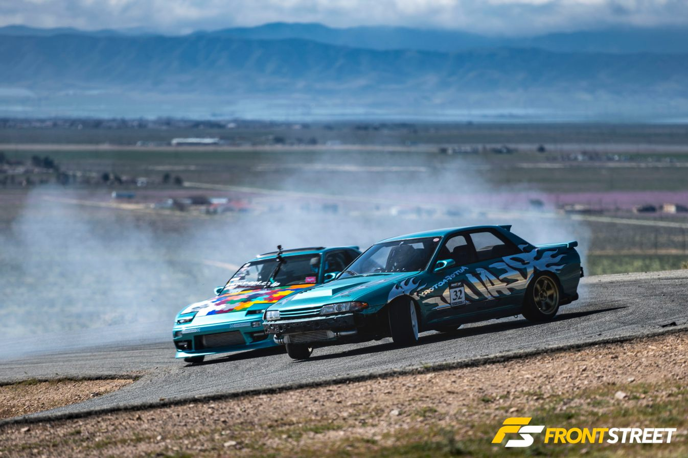 SoCal's Jimmy Up Matsuri Welcomes Grassroots Drifting With A Twist