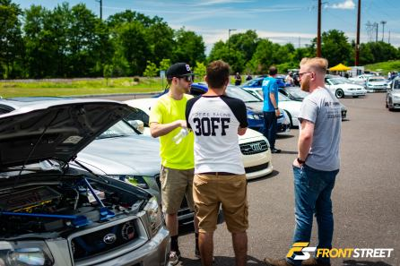 The 3rd Annual Turn 14 Distribution x Canibeat Car Meet Presented by KW Suspension