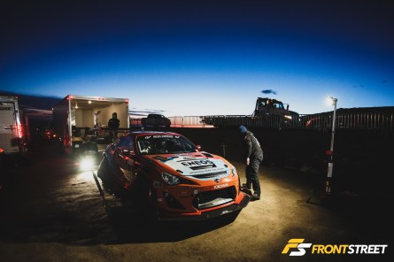 Return Of The Mack: Evasive Motorsports' 86 Races To The Clouds Again