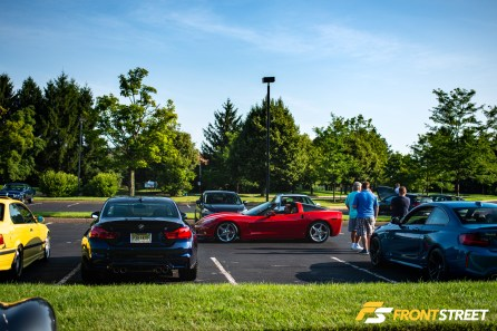 Cars & Coffee Presented by Front Street Media: July 2019