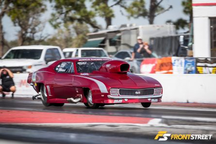 The NMCA's Muscle Car Mayhem Lives Up To Its Name In Bradenton