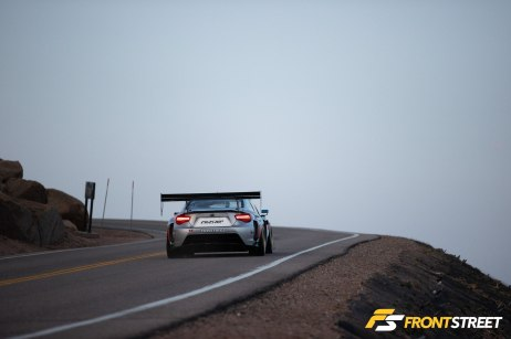 Every Second Counts: Evasive Motorsports' 86 Conquers Pikes Peak