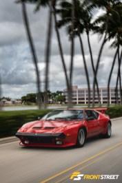 An Automotive Melting Pot: The 1986 De Tomaso Pantera GT5-S