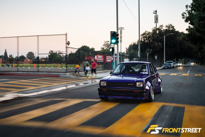 Something To Prove: Julian Angeles' 1981 Toyota Starlet