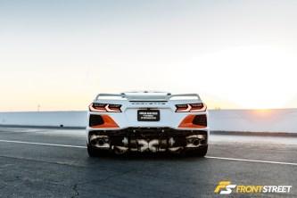Emelia Hartford Breaks The C8 Corvette Quarter-Mile Record — Handily!