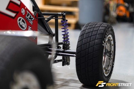 This 380hp All Motor K24-Swapped USAC Midget Is Changing The Game