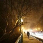 Powerful Snowstorm Threatens U.S. East Coast; Flights Canceled