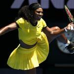 Bright Start: Serena Williams Advances At Australian Open