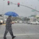 El Nino Storms Arrive In West With Heavy Rain