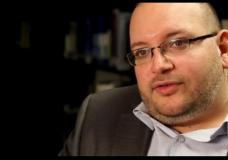 Jason Rezaian, the Washington Post's Tehran correspondent, is pictured at The Washington Post in Washington, DC in this November 6, 2013 handout photo.  REUTERS/Zoeann Murphy/The Washington Post/Handout via Reuters/Files