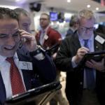 Wall Street Rebounds, Helped By Oil, Earnings