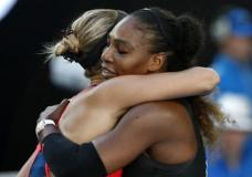 All-Williams Final Set At Australian Open; Venus, Serena Win