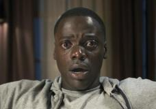"This image released by Universal Pictures shows Daniel Kaluuya in a scene from, ""Get Out."" (Universal Pictures via AP)"