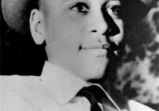 FILE - This undated file photo shows Emmett Louis Till from Chicago. Roy Bryant and J.W. Milam were accused of kidnapping, torturing and murdering Till for allegedly whistling at Bryant's wife. The men were later acquitted. Relatives of Till want a new investigation of his 1955 Mississippi slaying following a recent revelation that a key witness, Bryant's wife, known now as Carolyn Donham, may have lied. A new book by Duke University scholar Timothy Tyson quotes Donham as saying she wasn't telling the truth more than six decades ago when she claimed Till grabbed her and made suggestive comments. (Courtesy of the family of Emmett Till via AP, File)