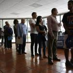 Applications For U.S. Unemployment Benefits Rise But Remain At Low Level