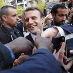 French Watchdog: Large Amount Of Macron Data Leaked
