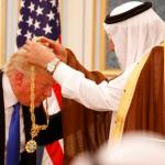 Trump Basks In Lavish Saudi Welcome, Escaping Troubles In DC