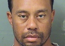 Tiger Woods Arrested In Florida On DUI Charge, Released