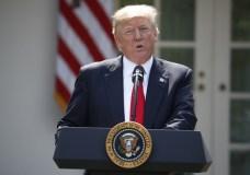 PROMISES, PROMISES: How Trump Handled International Pledges
