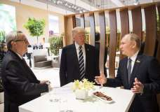 Trump, Putin Meeting Reveals Different Styles