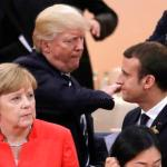 German Host Tells G-20 Leaders They Must Reach Compromises