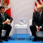 Trump Hails NAFTA Progress, Says Mexico Will Pay For Wall